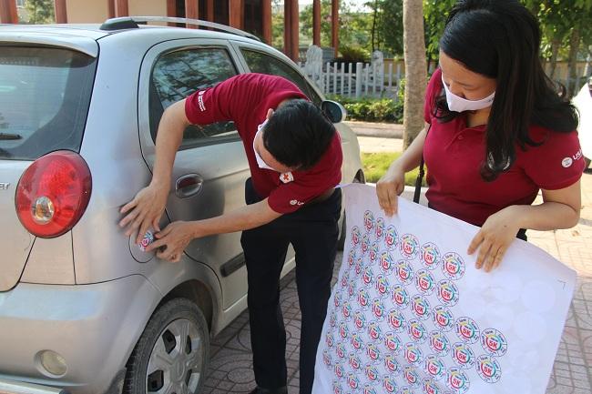 Hội Chữ thập đỏ tỉnh Hà Tĩnh đẩy mạnh tuyên truyền thông điệp 5K