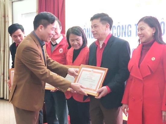 Hội Chữ thập đỏ tỉnh Hà Tĩnh: Năm 2020 trợ giúp trên 170.000 đối tượng khó khăn