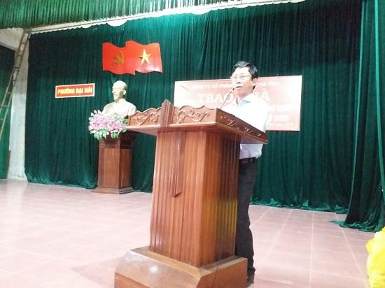 Tết nhân ái đến với những người có hoàn cảnh đặc biệt khó khăn tại Thành phố Hà Tĩnh
