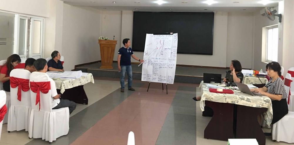 Quảng Trị: Tập huấn kiến thức và kỹ năng hoạt động cho Đội Ứng phó thiên tai, thảm họa cấp tỉnh