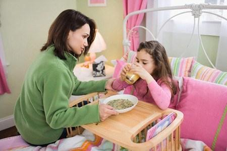 Bí kíp giúp mẹ phòng, tránh bệnh Sởi