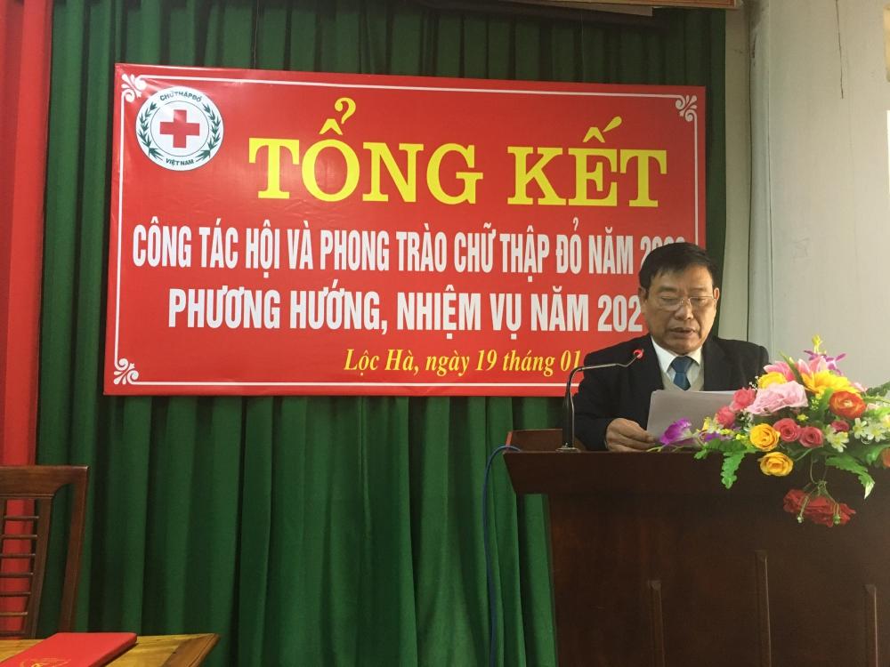 Gần 4 tỷ đồng được vận động trợ giúp hơn 12.857 đối tượng tại huyện Lộc Hà trong năm 2020