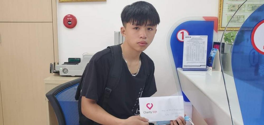 Hội Chữ thập đỏ thành phố vận động, hỗ trợ cho sinh viên có hoàn cảnh đặc biệt khó khăn